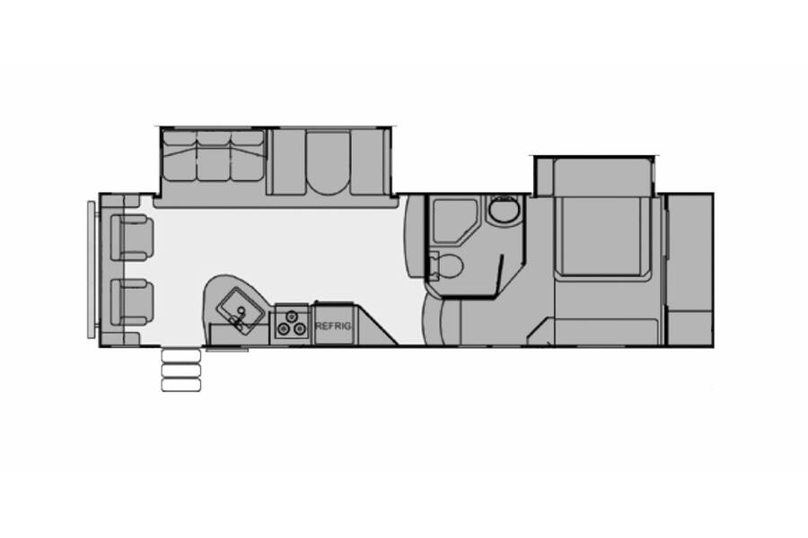 Floor plan for STOCK#19-199A