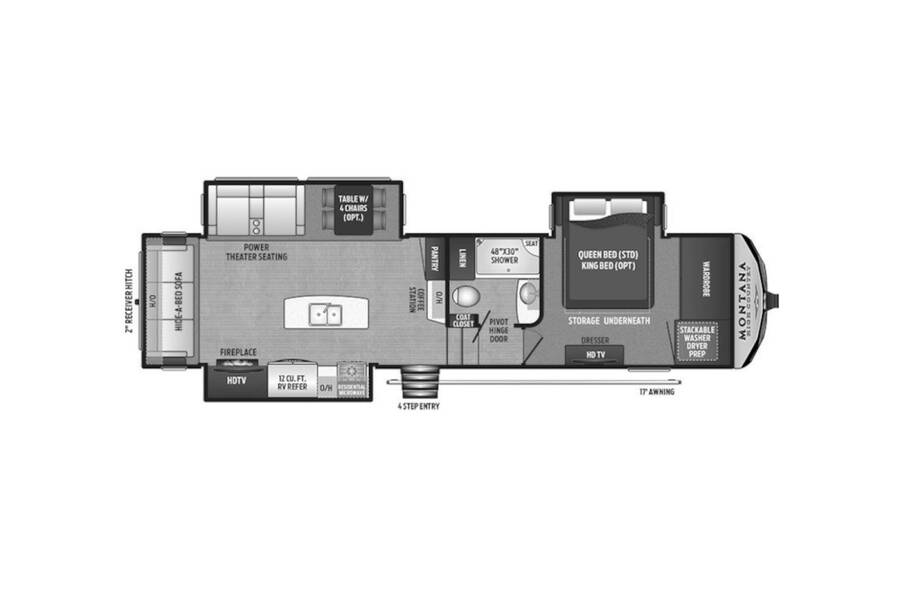 Floor plan for STOCK#18-36A