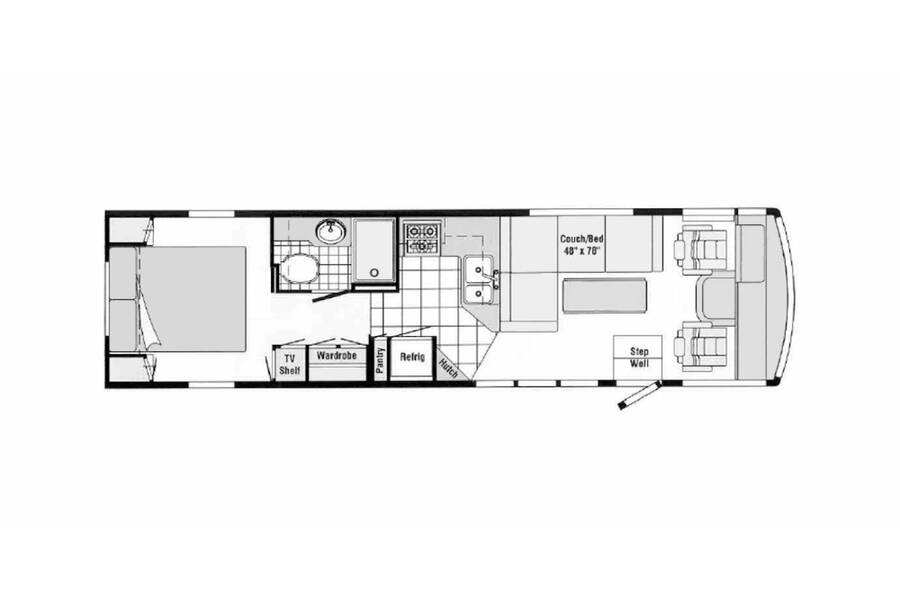 Floor plan for STOCK#17-19A
