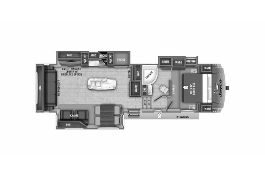 Floor plan for STOCK#20-67