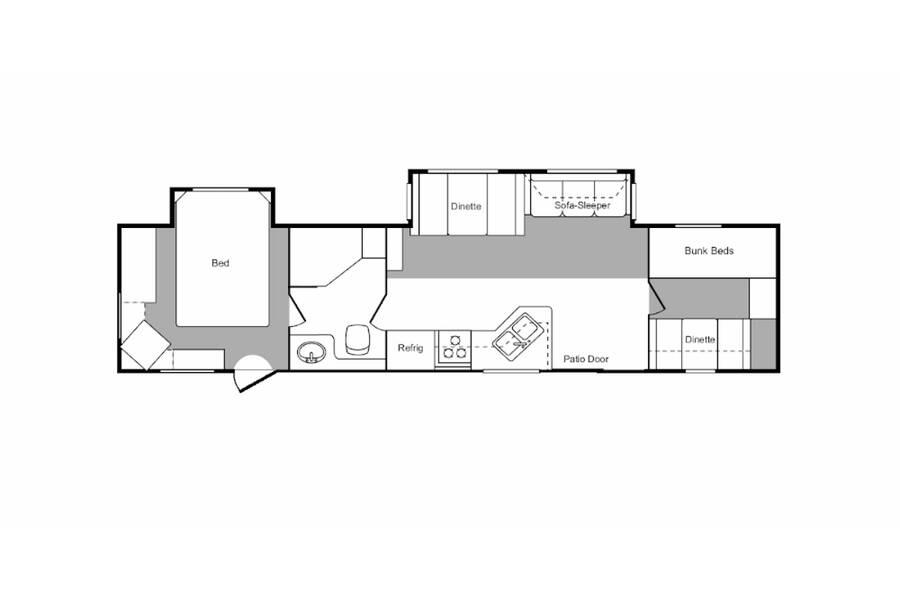 Floor plan for STOCK#19-181A