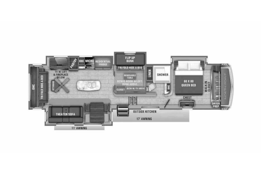 Floor plan for STOCK#21-32